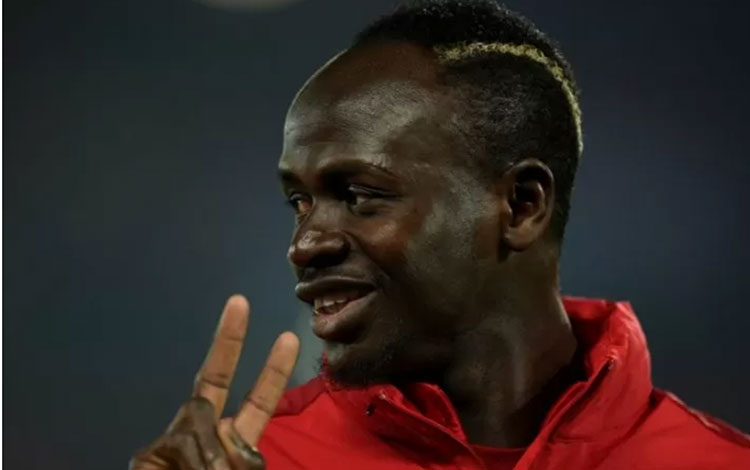Striker Liverpool Sadio Mane (AFP/OLI SCARFF)