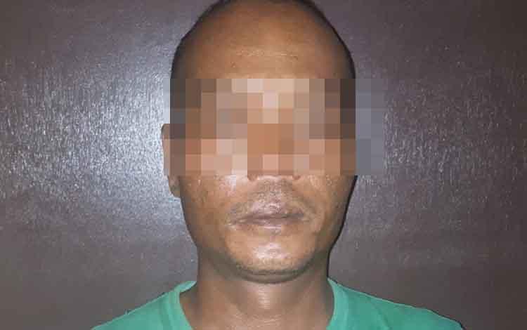 Tersangka pemerkosa anak 14 tahun ternyata adalah ayah korban, Jumat, 8 November 2019.