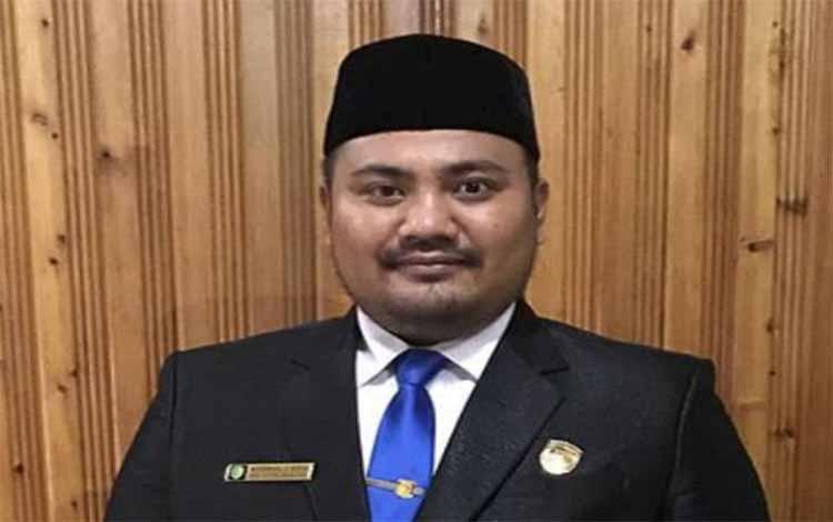 Anggota Komisi A DPRD Palangka Raya, Noorkhalis Ridha