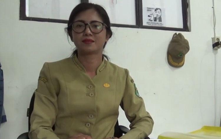 Kasi Kesehatan Hewan Dinas Pertanian Kabupaten Kapuas, Anik Ariswandani mengatakan respon masyarakat Kapuas aktif meminta layanan vaksinasi rabies