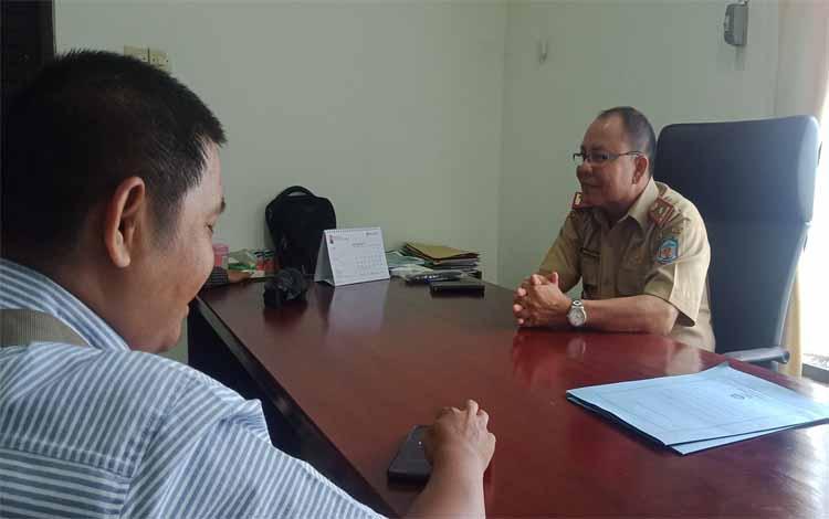 Kepala Bapenda Kabupaten Murung Raya, Agus Sumadi ungkap banyak pemilik gedung sarang walet yang tidak mau bayar pajak hingga saat ini, Selasa 12 November 2019.