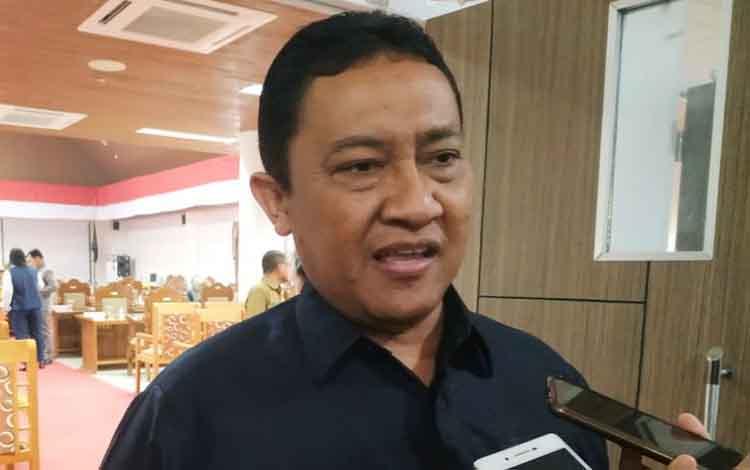 Bupati Pulang Pisau Edy Pratowo mengatakan turunnya pagu transfer ke daerah sebabkan penurunan dana perimbangan APBD 2020