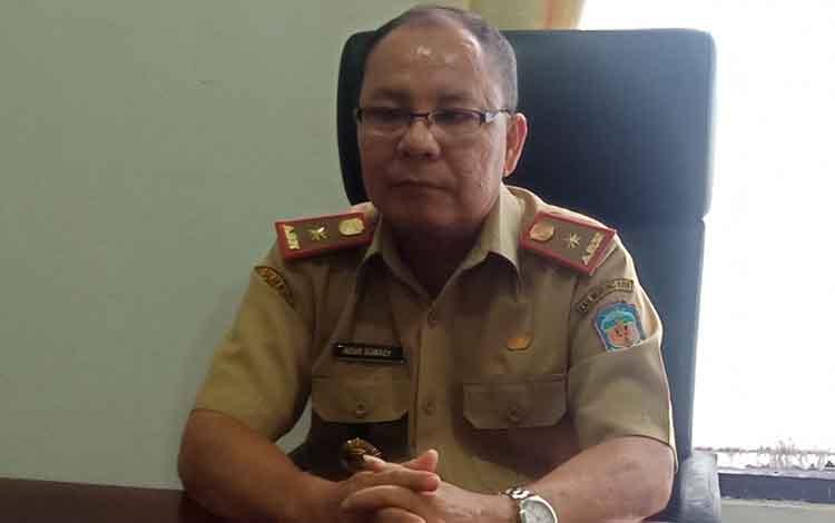 Kepala Bapenda Murung Raya,Agus Sumadi akan fokus pada pemuktahiran data PBB P2 pada tahun depan, Selasa 12 November 2019