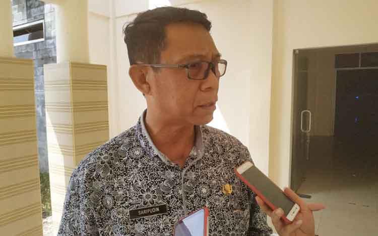 Pj Sekda Pulang Pisau, Saripudin mengharapkan para ASN konsisten  menggunakan ejaan bahasa Indonesia