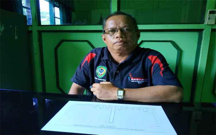 Rujiham Kabid Pariwisata pada Disporaparbud Seruyan