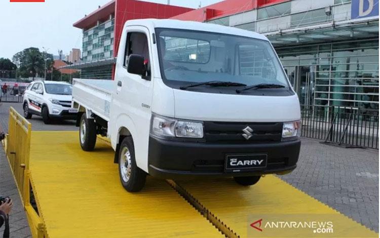 Suzuki All New Carry (ANTARA/HO/SIS)