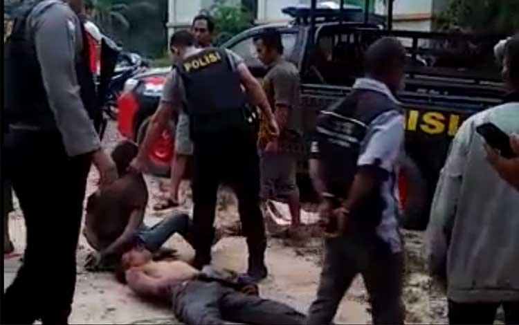 Lima pencuri dihakimi massa di Desa Amin Jaya ternyata spesialis pencurian sarang walet