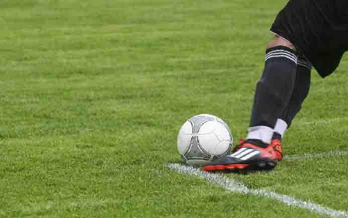 Ilustrasi sepakbola. (pixabay.com)