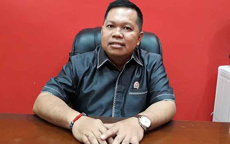 Wakil Ketua I DPRD Kapuas Yohanes mengatalan pihak dewan telah gelar rapar Banmus agendakan kembali bahas KUA PPAS 2020