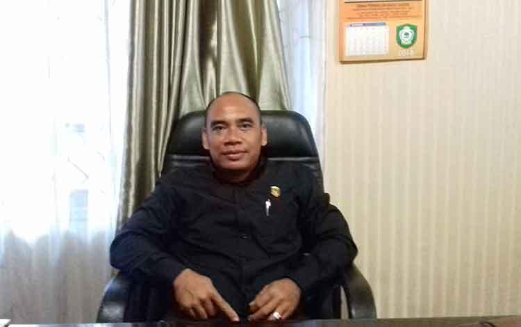 Anggota DPRD Kotim, Bima Santoso.