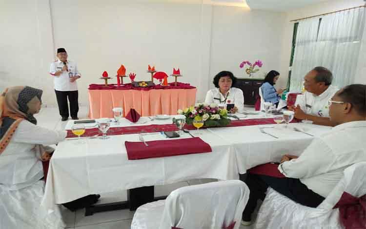 Asisten II Setda Kalteng Nurul Edy menyampaikan jika dirinya juga hobi memasak. Ini disampaikan saat menghadiri santap makan hasil karya siswa dan siswi SMKN 3 Palangka Raya jurusan tata boga