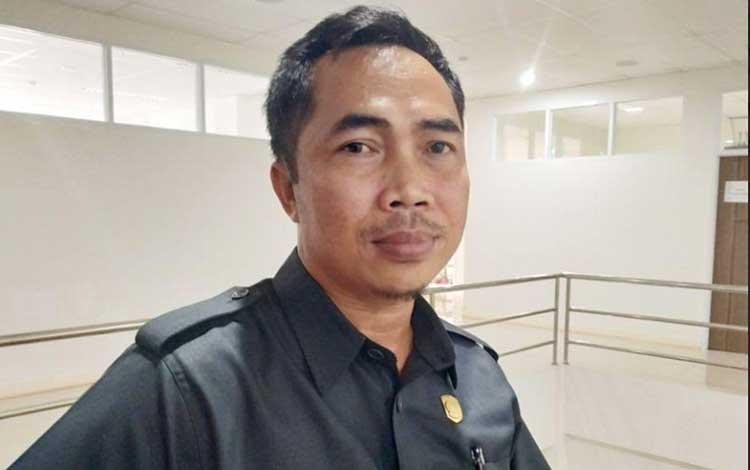 Anggota DPRD Pulang Pisau, Tandean Indra Bella.