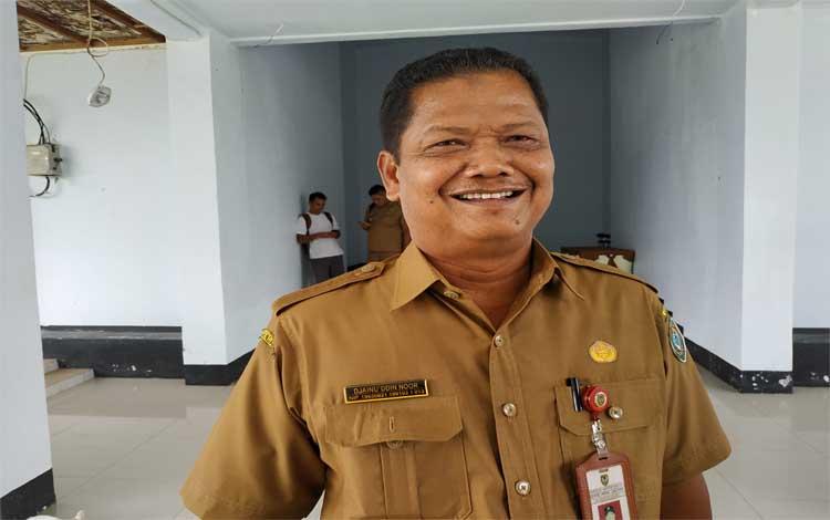 Penjabat Sekda Seruyan, Djainuddin Noor meminta kepada SOPD untuk mempercepat penyelesain proyek fisik