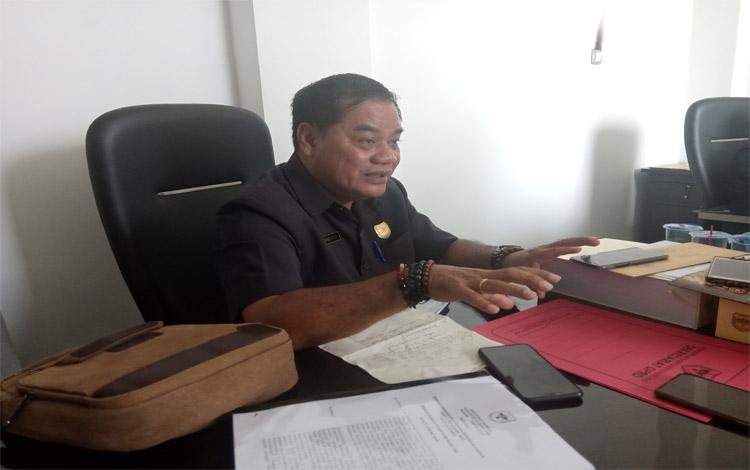 Anggota DPRD Gunung Mas, Untung Jaya Bangas mengimbau generasi muda agar bisa manfaatkan masa muda dangan baik