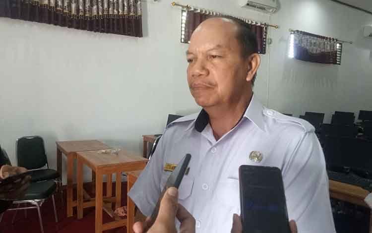 Kepala BKPPD Kabupaten Gunung Mas, Luaran mengatakan, ada 3.755 pelamar yang terdaftar di BKPPD Gunung Mas hingga tahap pendaftaran CPNS ditutup.