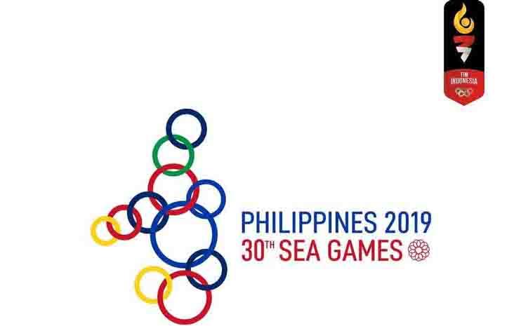 Logo SEA Games 2019. (foto : istimewa)