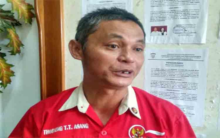 Kepala Perwakilan Ombudsman RI Kalteng, Thoeseng T.T Asang mengomentari terkait pungutan yang dilakukan pihak sekolah
