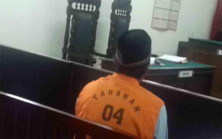 Sup alias Ad alias Ka, kasus penusukan divonis 8 tahun penjara