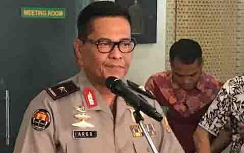 Karo Penmas Divisi Humas Polri Brigjen Argo Yuwono. (foto : inilah.com)