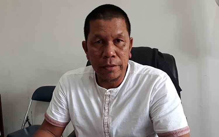 Anggota DPRD Kapuas Lawin dukung pelaksanaan Bimtek Penguatan Kompetensi teknis bagi CPNS
