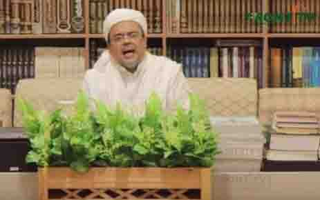 Habib Rizieq Shihab. (foto : istimewa)