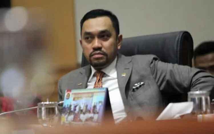 Wakil Ketua Komisi III DPR RI, Ahmad Sahroni. (ANTARA/Ho-Dok pribadi)