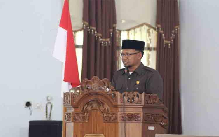 Anggota DPRD Seruyan, Arrahman mengharapkan pemerintah desa bisa mengoptimalkan peran BUMDes untuk meningkatkan pendapatan
