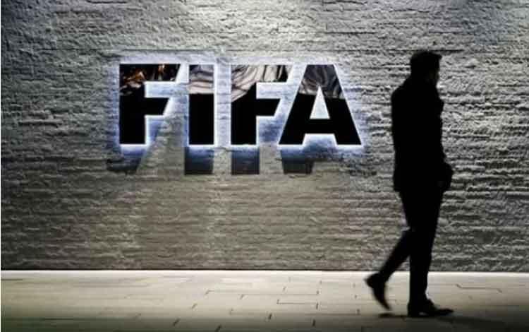 Logo FIFA (ANTARA/REUTERS/Arnd Wiegmann)