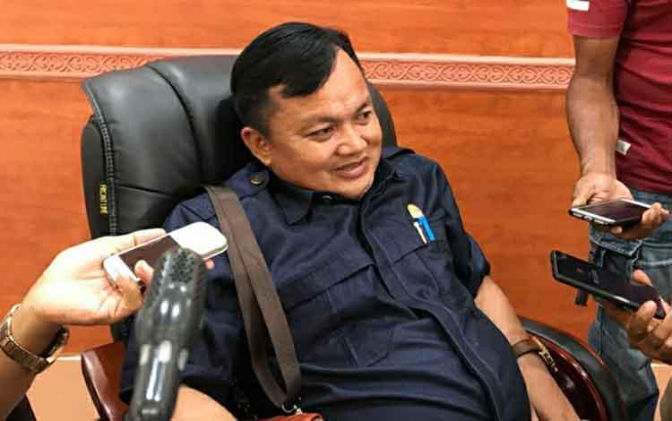 Ketua DPRD Kapuas Ardiansah mengatakan jajaran komisi melakukan monitoring pelaksanaan program kegiatan mitra kerja