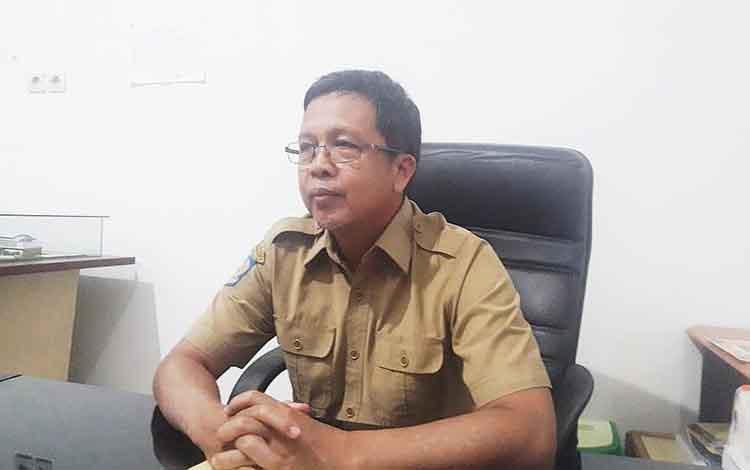 Kepala Disdagrin Kabupaten Barito Utara, H Hajrannor