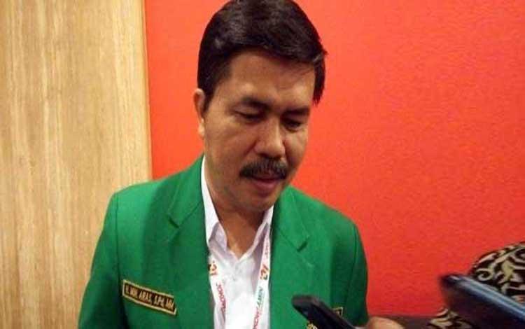 Ketua DPW PPP Sulsel Muhammad Aras mendorong pelaksanaan Muktamar PPP dipercepat