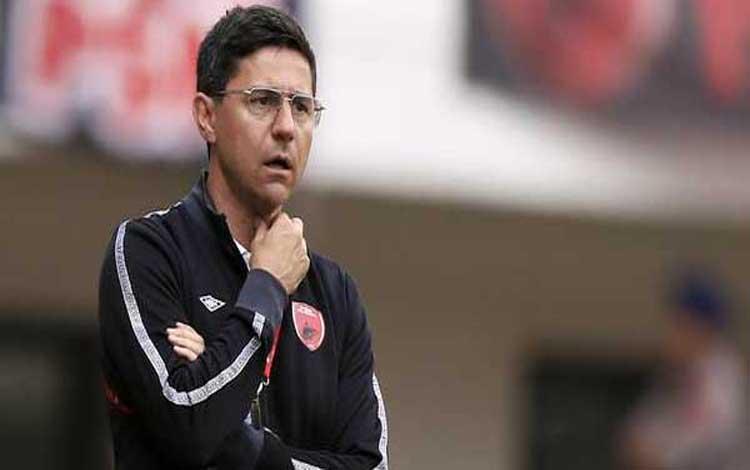 Darije Kalezic menyatakan mundur sebagai pelatih PSM Makassar