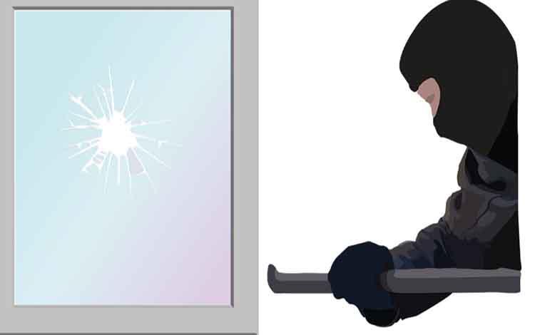 Ilustrasi pencurian. (foto : istimewa)
