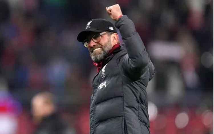 Manajer Liverpool Jurgen Klopp. (REUTERS/PA Images/John Walton)