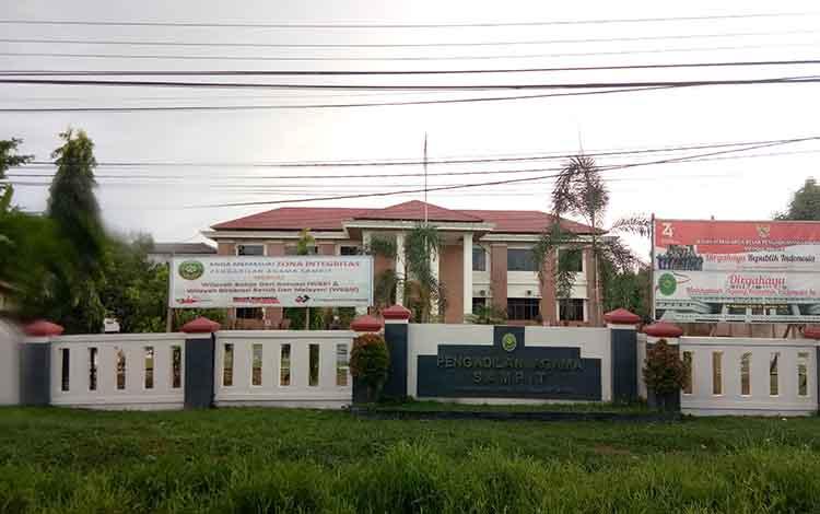 Pengadilan Agama Sampit. Tahun 2019 ini, terdapat 890 janda baru di Kotim berdasarkan hasil putusan pengadilan.