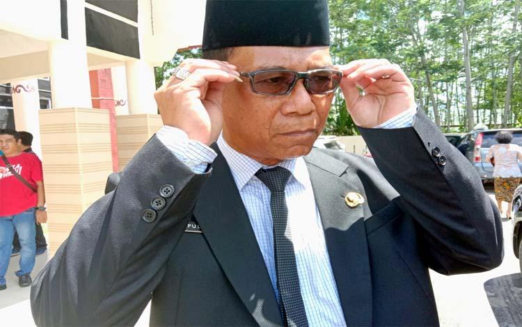 Pj Sekda Pulang Pisau, Saripudin mengatakan lelang jabatan jabatan eselon II sudah berakhir dan akan segera ditempuh proses selanjutnya