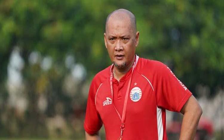 Asisten pelatih Persija, Sudirman