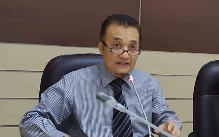 Kepala Perwakilan Bank Indonesia Kalimantan Tengah, Rihando.