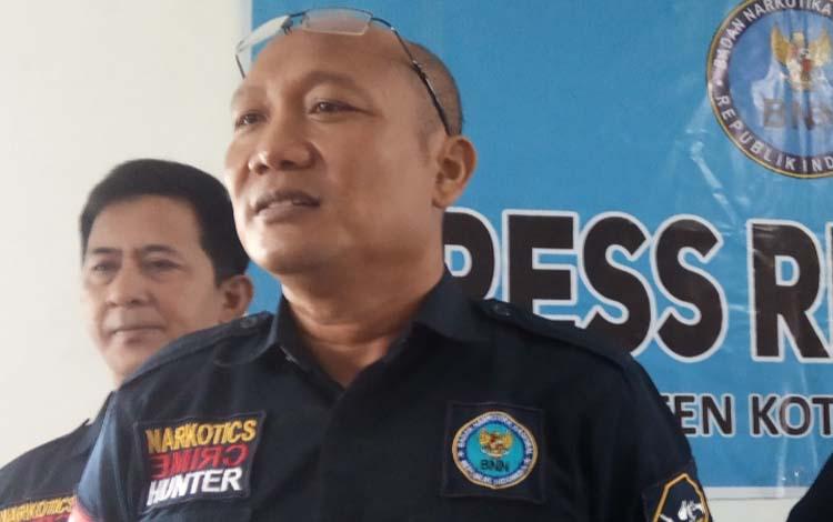 Kepala BNNK Kobar, Wayan Korna menjelaskan tahun 2020 bakal digelar program Desa Bersih Narkoba (Bersinar) untuk meminimalisasi pengguna dan pengedar narkoba di desa