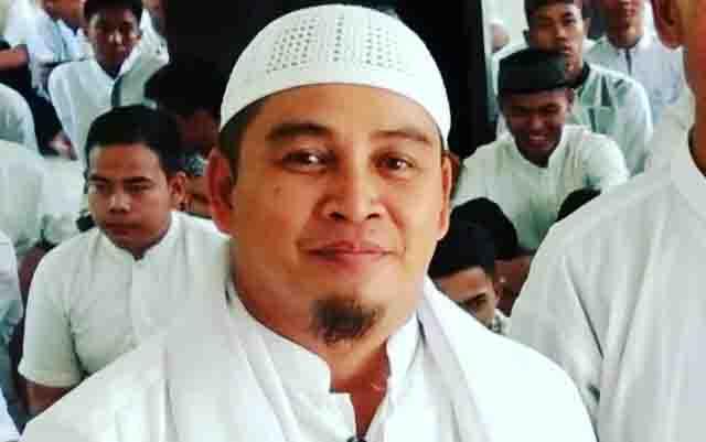 Ketua Bidang Dakwah MUI Kotim, Ustadz Sarifuddin al Banjari.