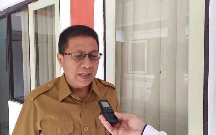 Ketua Komisi A DPRD Kota Palangka Raya, Subandi