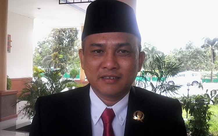 Anggota DPRD Katingan, M Efendi