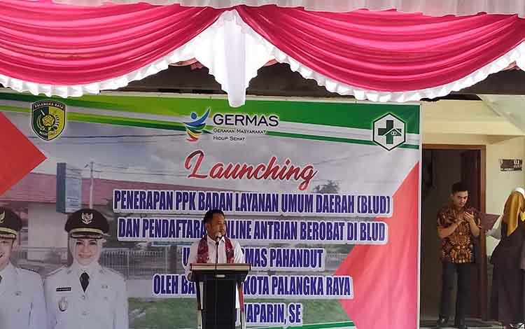 Wali Kota Palangka Raya Fairid Naparin mengatakan saat ini IPM Kota Palangka Raya sudah mencapai angka 8,1.