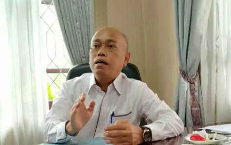 Ketua Komisi I DPRD Kotim, Agus Seruyantara.