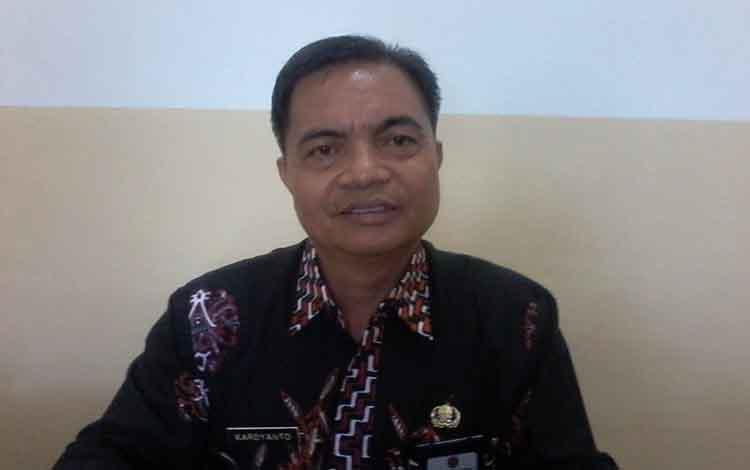 Kepala Bidang Tenaga Kerja Hubungan Industrial dan Jamsostek, Kardiyanto,
