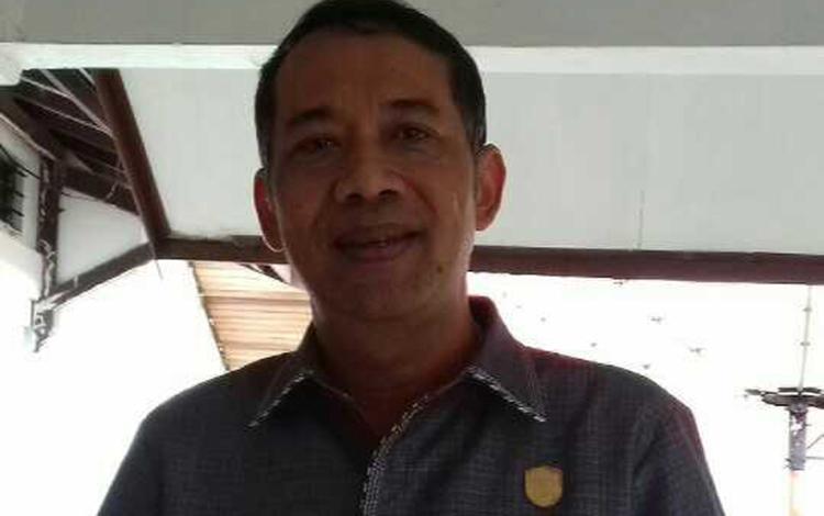 Anggota Fraksi Partai Demokrat Handoyo J Wibowo