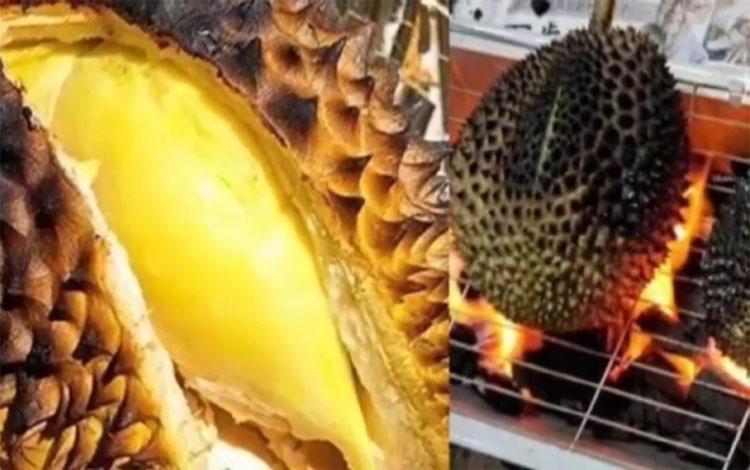 Durian bakar akan hadir di Taman Pangkalan Bun Park