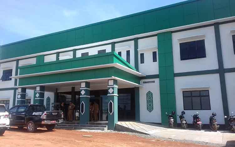 Rumah Sakit Pratama Pundu, Kecamatan Cempaga Hulu akan melayani rawat jalan.