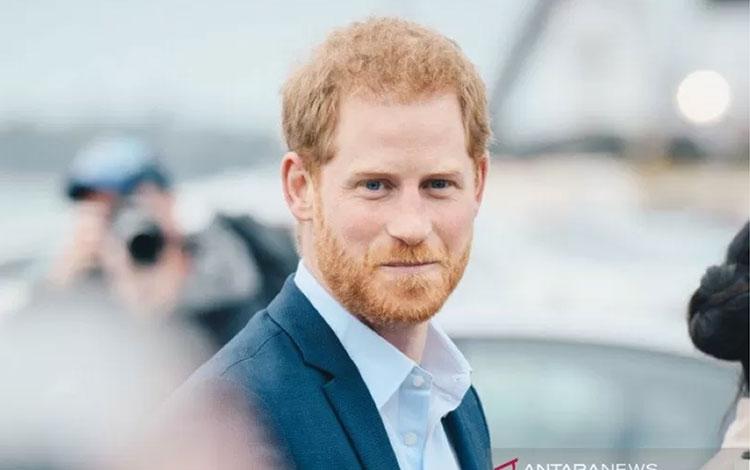 Pangeran Harry (ANTARA/Shutterstock)