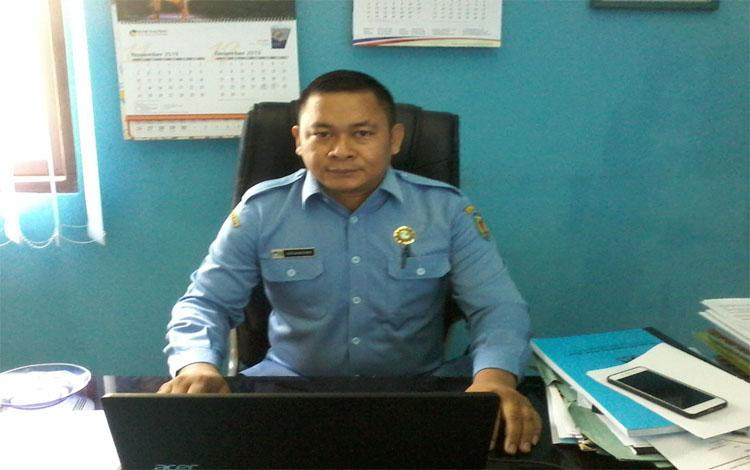 Direktur PDAM Kabupaten Katingan, Adiansyah